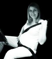 BeSafe Pregnant iZi Fix - Schwangerschaftsgurt mit Isofix