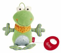 Spieluhr Frosch
